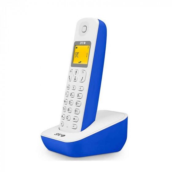 SPC Air Electric Blue- Teléfono inalámbrico de sobremesa