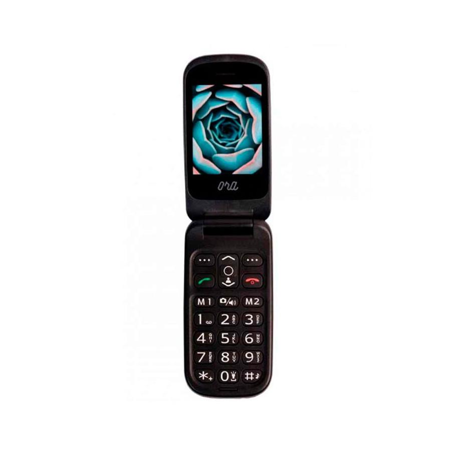 Ora Vera F2401 - Teléfono básico - Dual SIM - VGA - SOS - FM