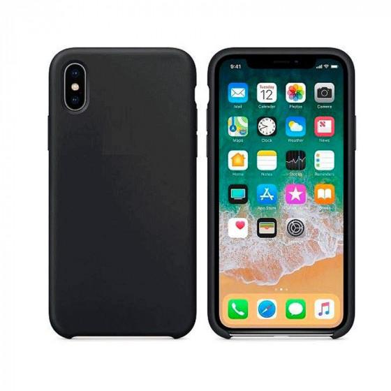 "iPhone X 5,8"" (funda trasera silicona rígida)"