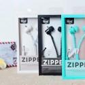 Zipper SD-8046 - Auriculares cremallera