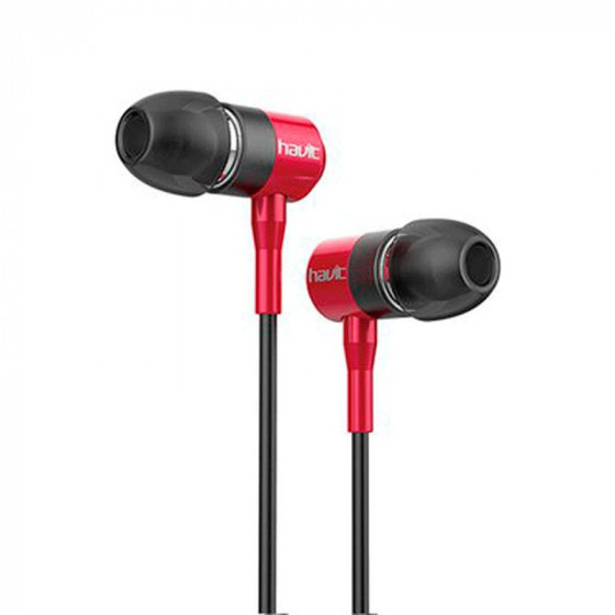 Havit HV-L670 In Earphone - Auriculares manos libres
