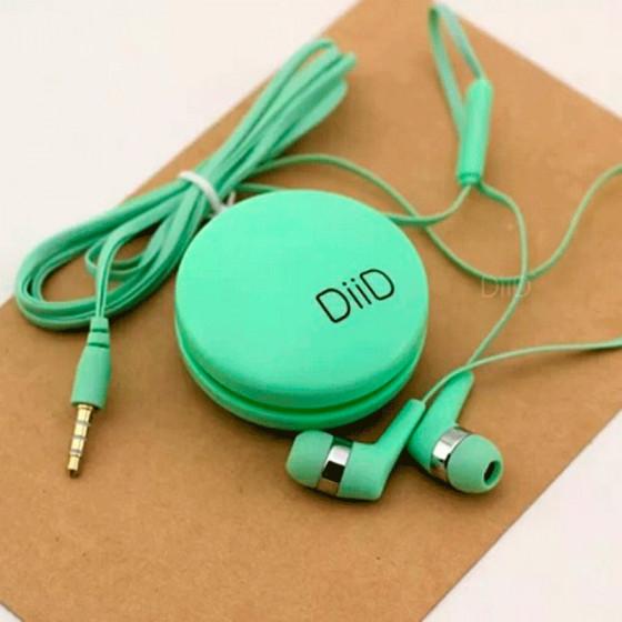 Auriculares - Sybil Diid ID 19 - Micrófono - 3,5mm minijack