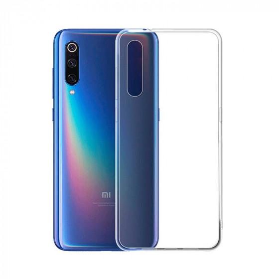 "Xiaomi Mi 9 SE 5,97"" (funda gel trasera ultrafina)"