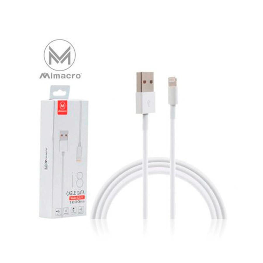 Cable Mimacro Data i8 - 2A - USB2.0