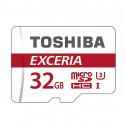 Toshiba Tarjeta Memoria 32GB - M302 - Con adaptador