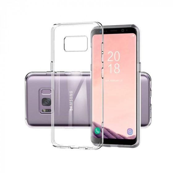 Samsung Galaxy S8 (funda gel trasera)