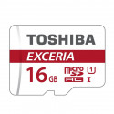 Toshiba Tarjeta Memoria 16GB - M302-EA - Con adaptador