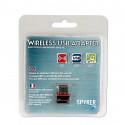 Adaptador USB WiFi (11N, 150Mbps) - Spyker