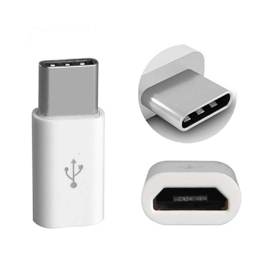 Adaptador Micro USB a USB-C