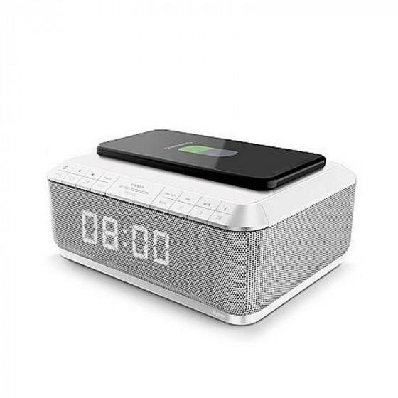 Radio despertador carga móvil - RR140IBCCOPPER