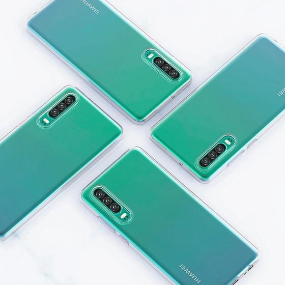 Huawei P30 (funda gel trasera)