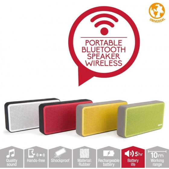 Altavoz Inalámbrico DBrick Speaker Bluetooth