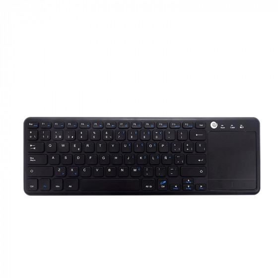 Teclado inalámbrico Cooltouch (con Touchpad integrado)
