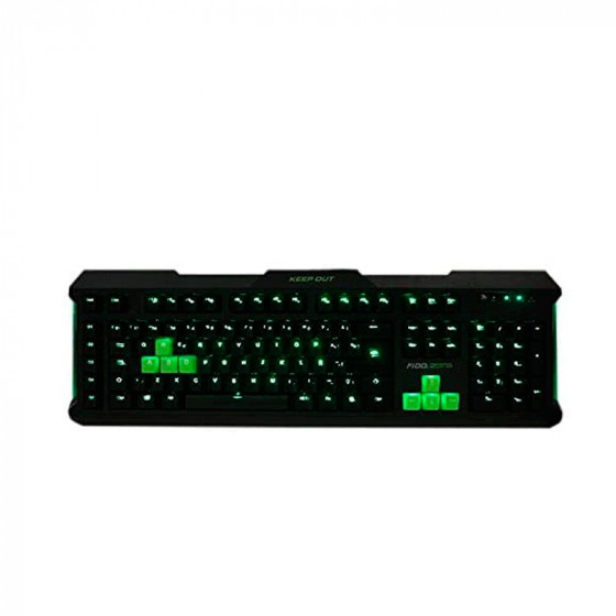 Teclado F100 - Keyboard - Gamers