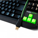 Teclado F100 - Keyboard - Gamers