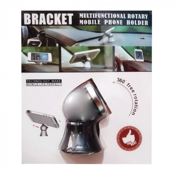 Soporte magnético para coche - Bracket - Rotación 360º