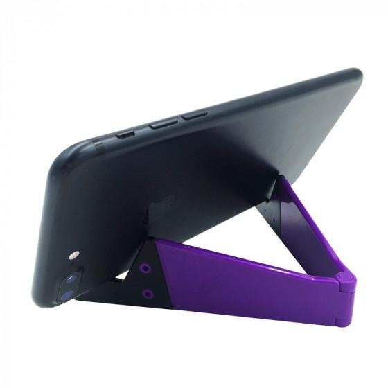 Soporte plegable para smartphones/ tablets