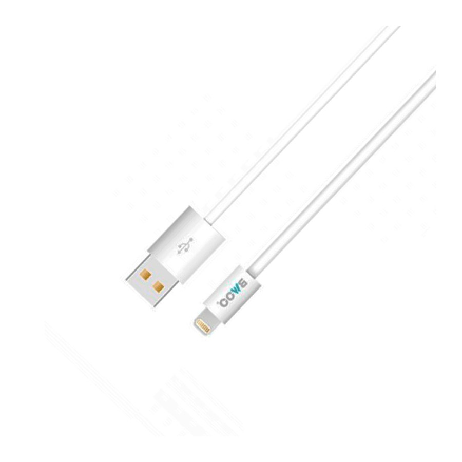 Cable BWOO 2.4A - Carga rápida - 3m - Lightning