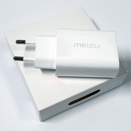 Meizu UP1220E Enchufe cargador con cable - microUSB mCharge