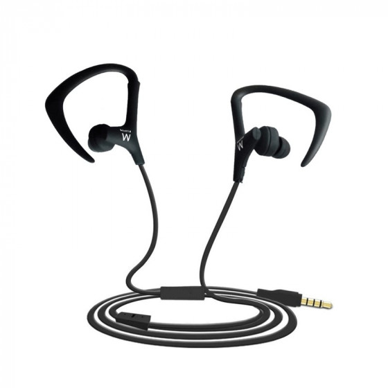 Auriculares deportivos Ewent Action - EW3559 - Lavables