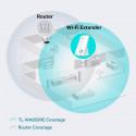 Amplificador cobertura Wi-Fi Universal a 300Mbps - TP-Link
