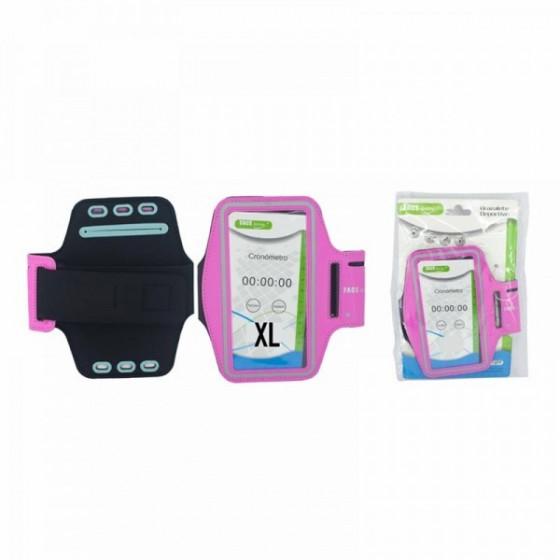 "Brazalete deportivo XL (6"") para smartphone"
