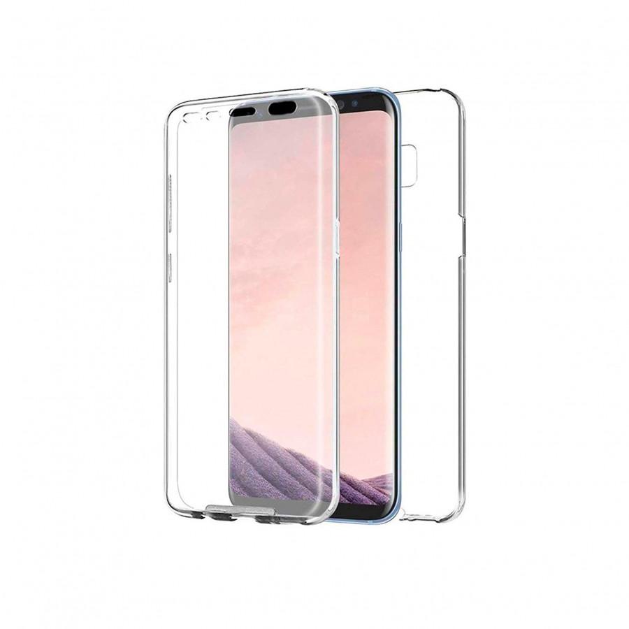 Samsung Galaxy S8 (funda doble 360º gel)
