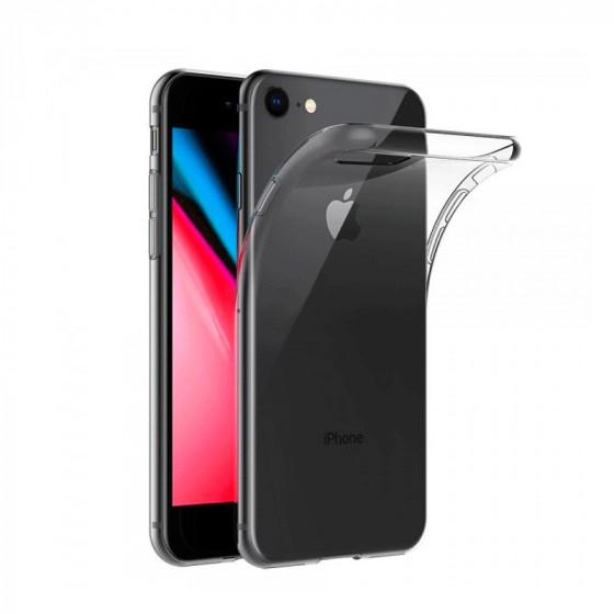iPhone 7/8 (funda gel trasera ultrafina)