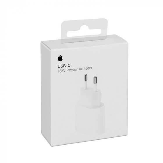 Apple iPhone adaptador USB-C (18W)