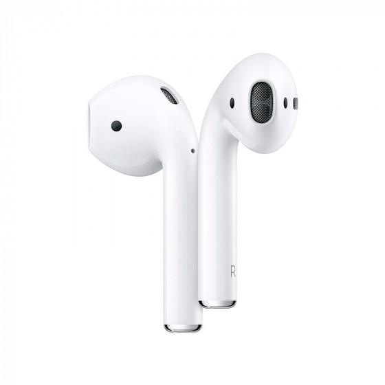 Auriculares Bluetooth tipo Airpods - Con estuche de carga