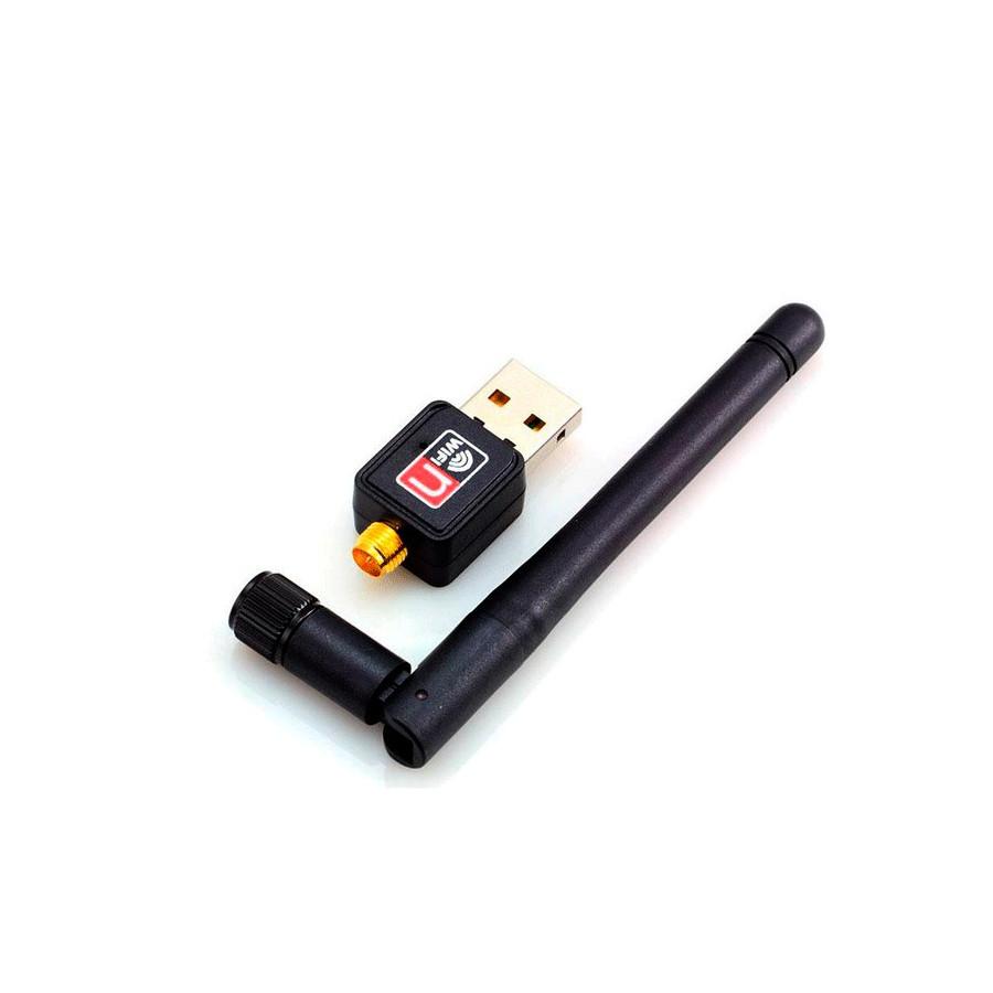 Adaptador WiFi N Mini USB 150Mbps Biwond