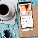 Adaptador 2 en 1 Lightning Splitter para dispositivos Apple