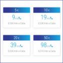 Código aMundoCuba - Canjeable por minutos para llamar a Cuba - Desde 51 céntimos por minuto