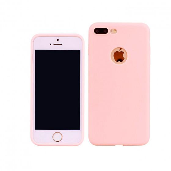 iPhone 7 Plus (funda silicona trasera)