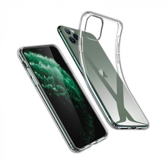iPhone 11 Pro (funda gel trasera)