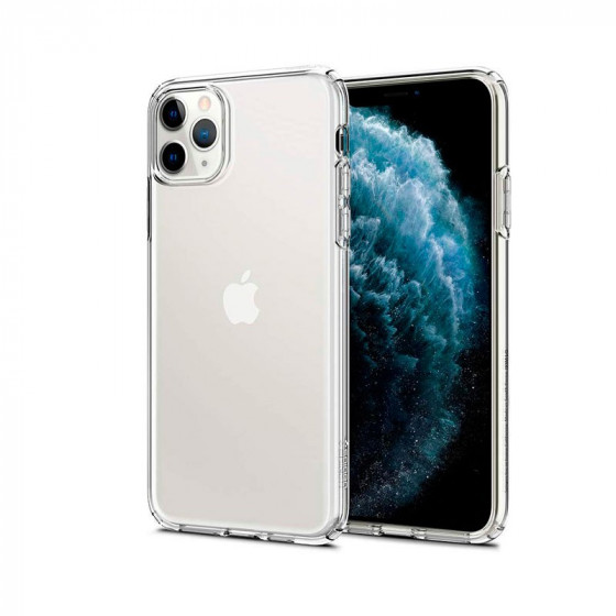 iPhone 11 Pro Max (funda gel trasera)