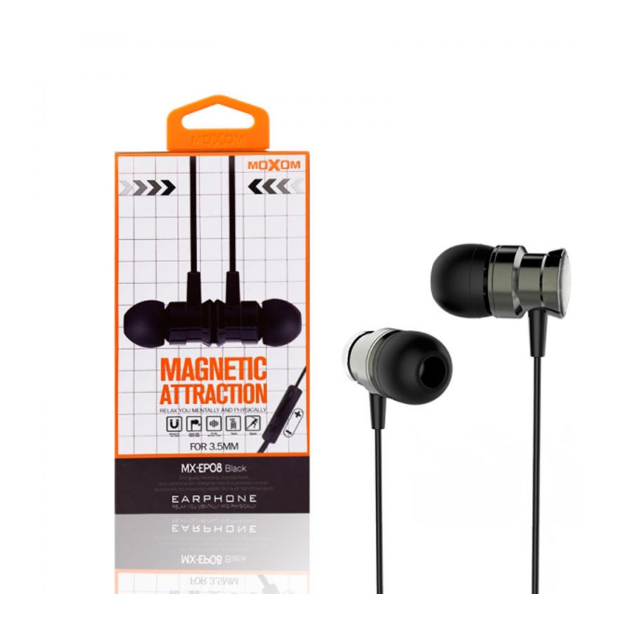 Moxom Magnetic Attraction - Auriculares earphone