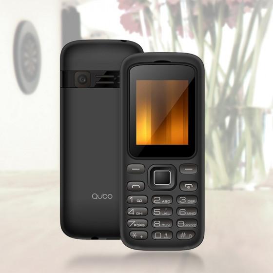 "Qubo Gea - pantalla de 1,77"" - dual SIM - Bluetooth - Radio"