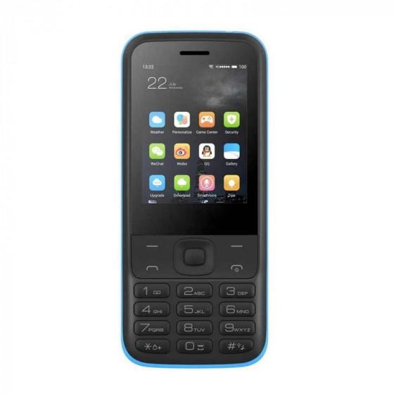 "Qubo Ares - pantalla 2,4"" - Bluetooth - Radio FM - microSD"