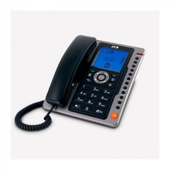 SPC Office Pro - Teléfono de sobremesa - pantalla TFT