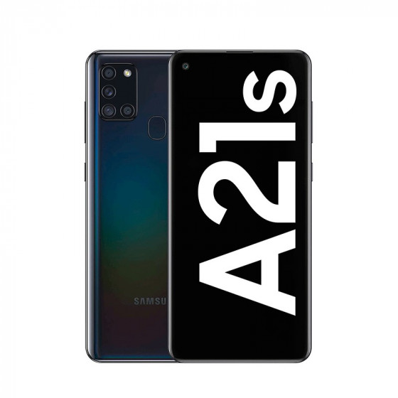 "Samsung Galaxy A21s - 6,5"" - 3 + 32GB - 2 + 2 + 8 + 48MP - 5000mAh"