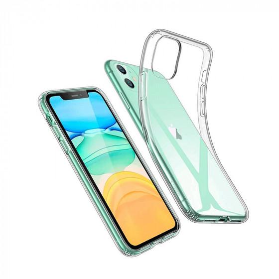 iPhone 11 (funda gel trasera ultrafina)