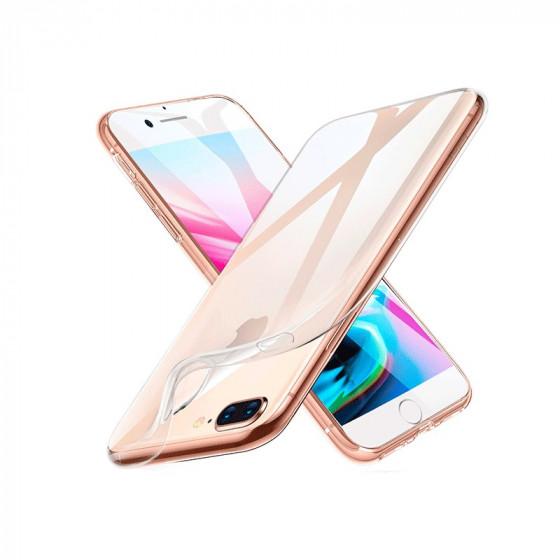 iPhone 7/8 Plus (funda gel trasera ultrafina)