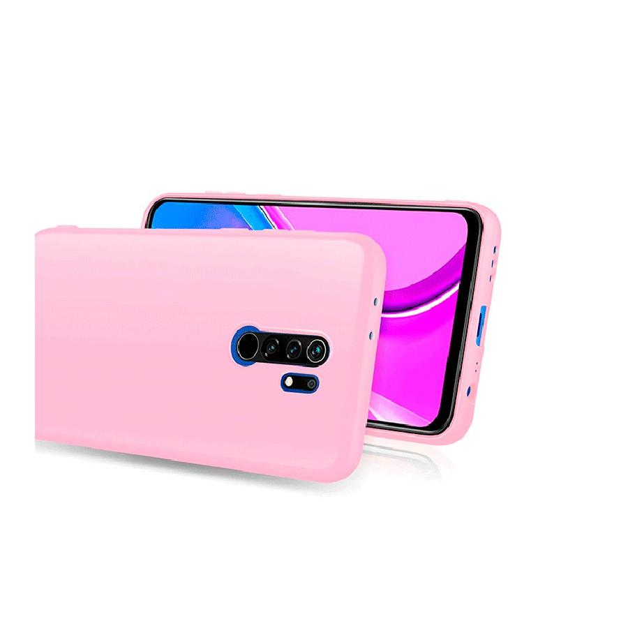 Xiaomi Redmi 9 (funda trasera silicona suave)