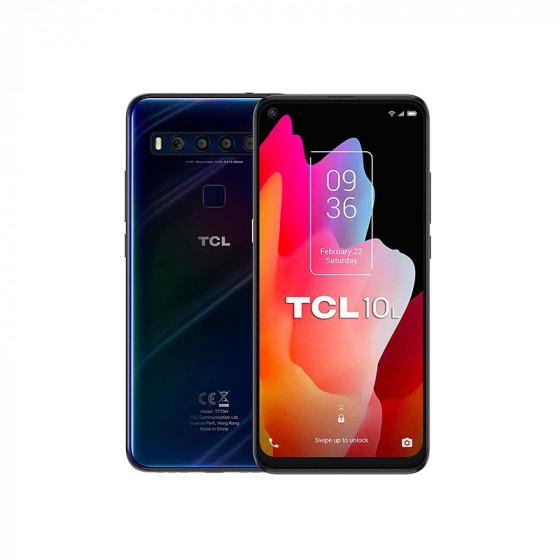 """TCL 10L T770H - 6,53"""" - 6+64GB - 48/16MP - 4000mAh"""
