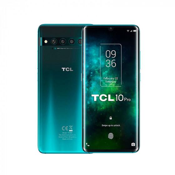 """TCL 10 Pro T799H - 6,47"""" - 6+128GB - 64/24MP - 4800mAh"""