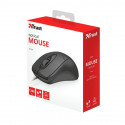 Ratón Ziva Optical Mouse Trust - 3 botones - Sensor 1200 dpi