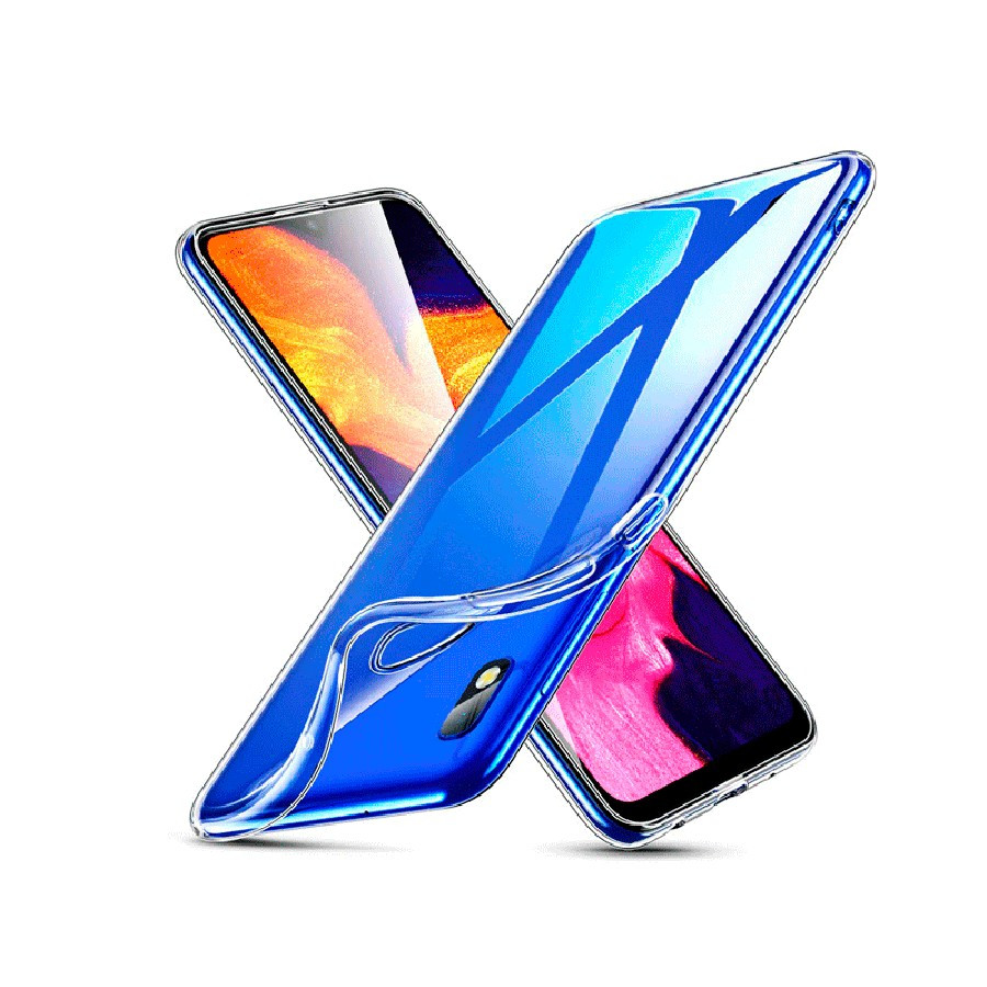 """Samsung Galaxy A10/ M10 6,2"""" (funda gel trasera ultrafina)"""