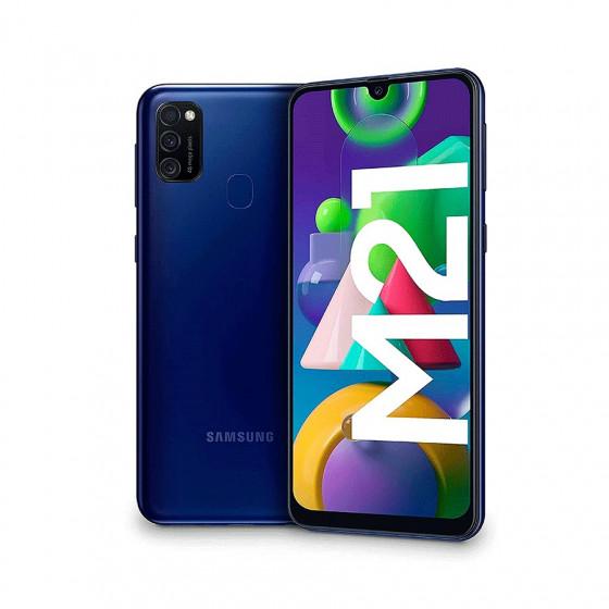 "Samsung Galaxy M21 - 6,4"" - 4+64GB - Triple camara 48MP"