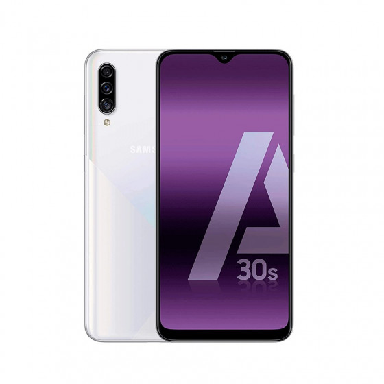 "Samsung Galaxy A30s - 6.4"" - 4+128GB - 16MP/25MP - 4000mAh"